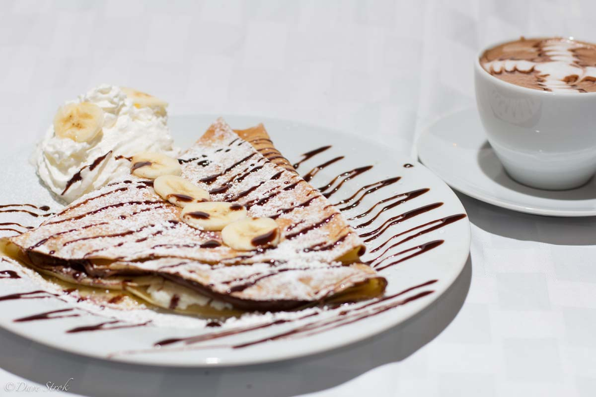Banana And Nutella Crepes Recipes — Dishmaps